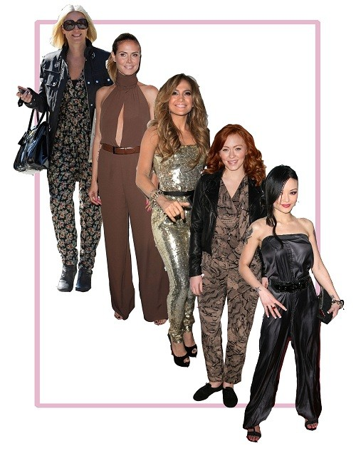 Stars in Jumpsuits