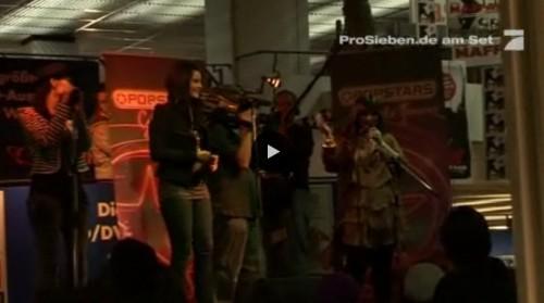 LaViVe geben ein Konzert