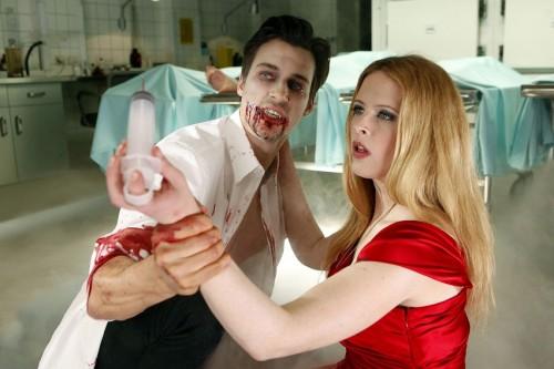 Vampir-Szene aus Doctor's Diary